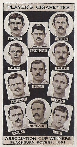 1891 Review of the season 7