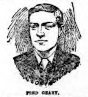 Fred Geary 1893