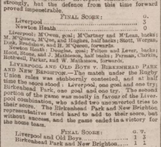 1894 LFC v Newton Heath charity 3