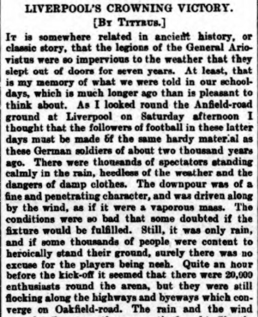 1899 LFC v EFC Athletic News 1
