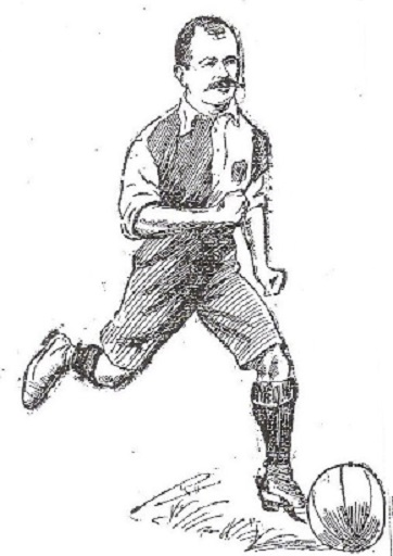 Jimmy Ross May 4 1895