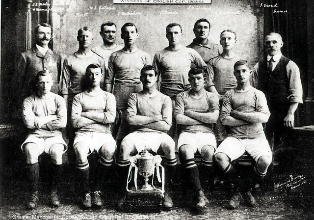 man city 1903 1904