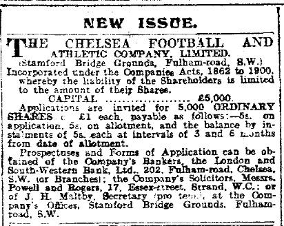 Chelsea 1905 II