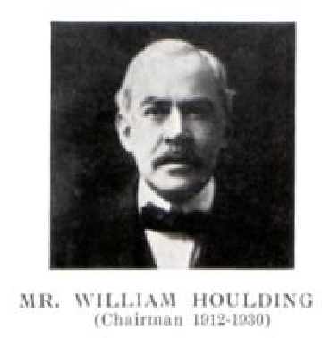 William Houlding