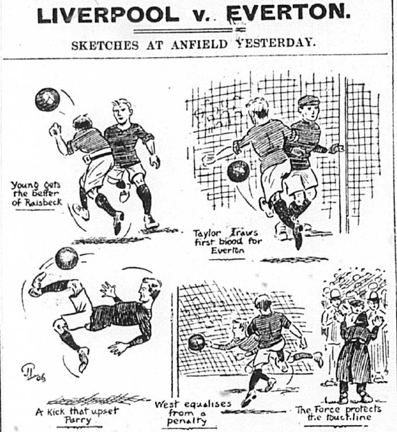 1906 LFC v EFC Good Friday