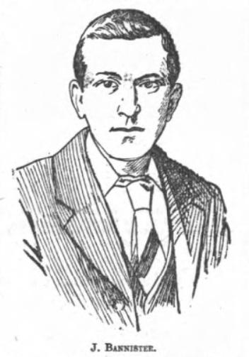 James Bannister, Leyland Temperance (1893), Leyland (1897), Chorley, Manchester City, Manchester United, Preston North End.