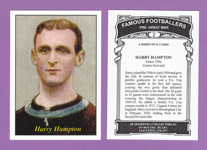Harry Hampton