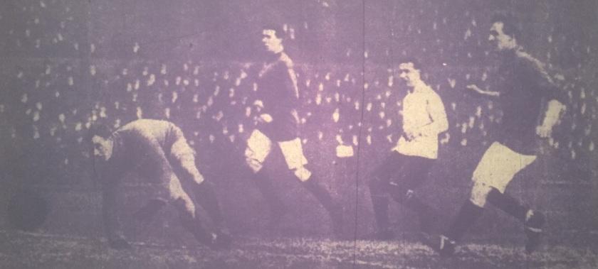 1912 Fulham v Liverpool