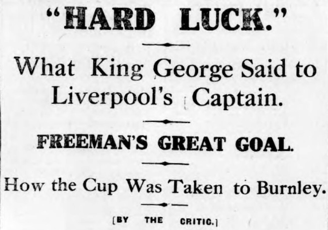 1914 FA Cup final 1