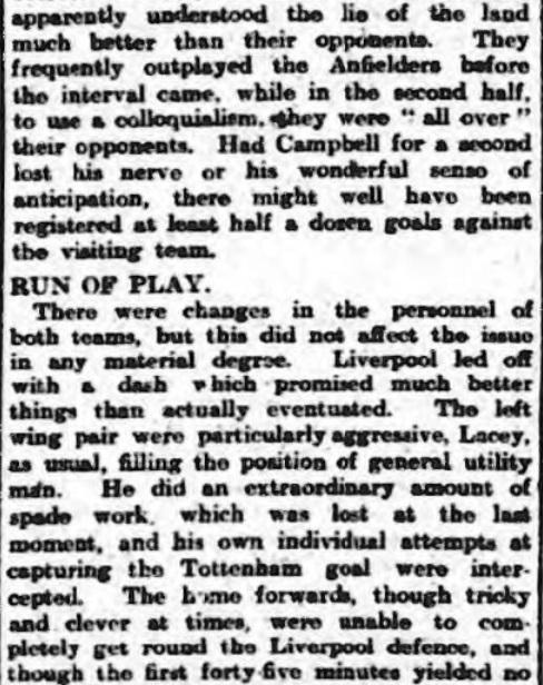 1914 Spurs v LFC 2