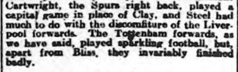 1914 Spurs v LFC 4