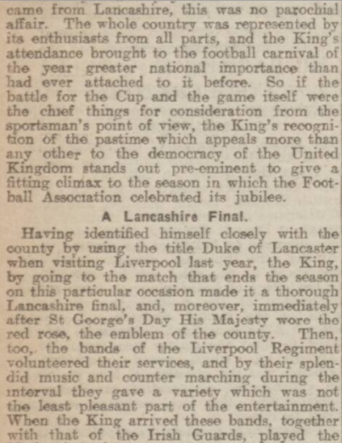 Cup final report 1914 3