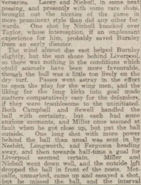 Cup final report 1914 8
