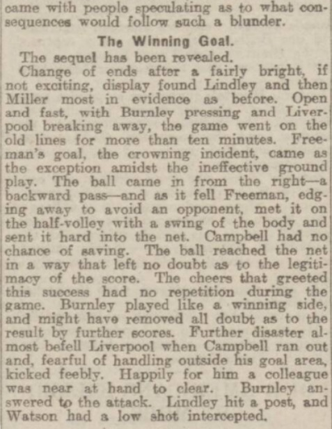Cup final report 1914 9