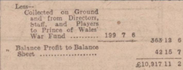 LFC balance sheet 19141915 III