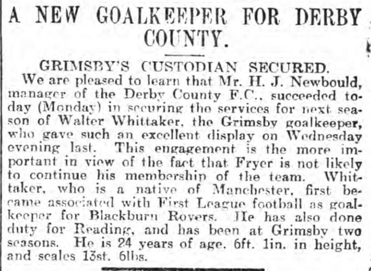 walter-whittaker-note-derby-1903