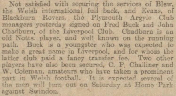 Chadburn 1904