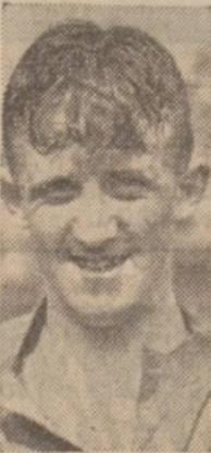 1939 LFC image v Luton Town captain George Paterson