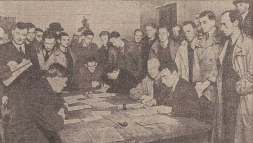 1939 Army