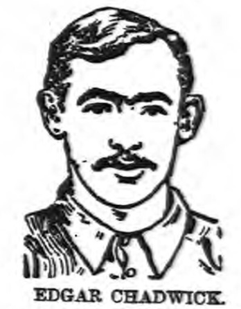 Edgar Chadwick 1893