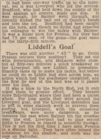 1942 PNE v LFC Daily Post 2