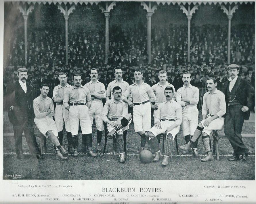 Blackburn Rovers 1890s