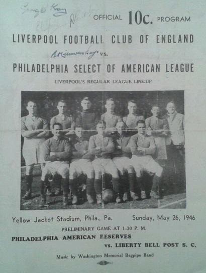 1946 Philadelphia v LFC 1