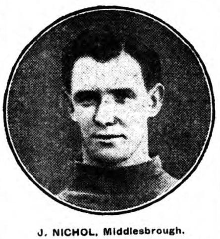 1911-james-nicholl-middlesbrough
