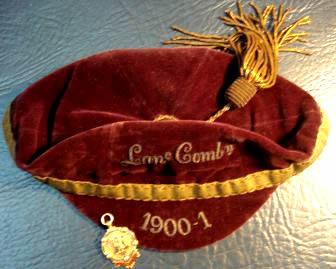 John Glover hat