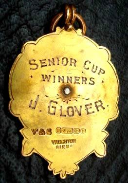 John Glover medal