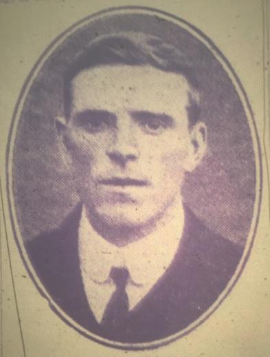 Andrew Raisbeck 1906