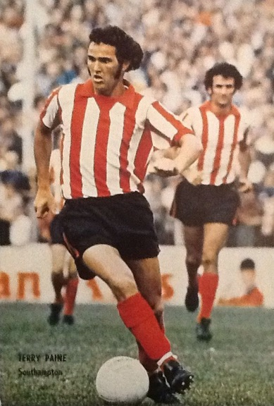Terry Paine, Southampton F.C.