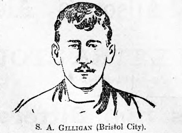 Sam Gilligan 1906