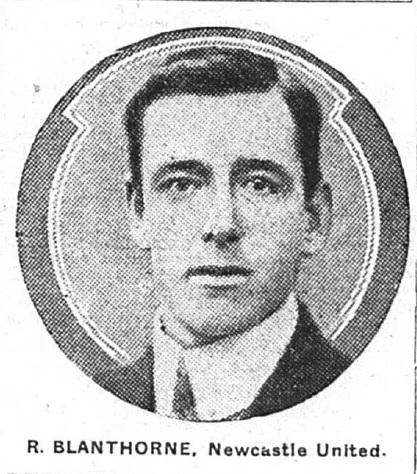 1908 Robert Blanthorne