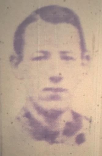 William Jenkinson 1918