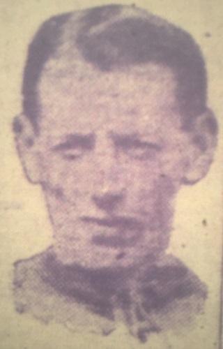 William Jenkinson 1919