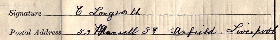 Eph Longworth signature