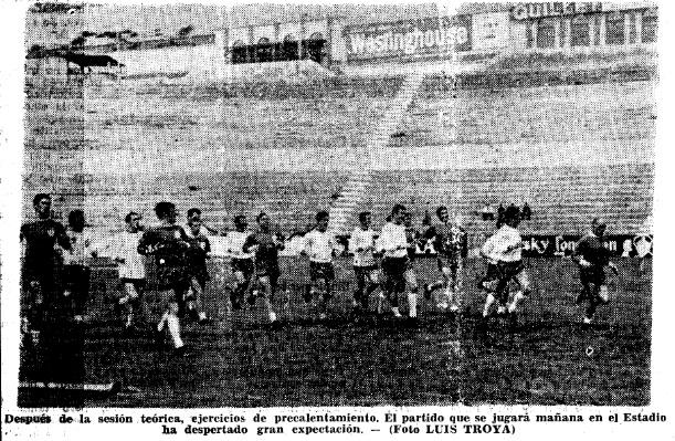 1968 Las Palmas v LFC 8