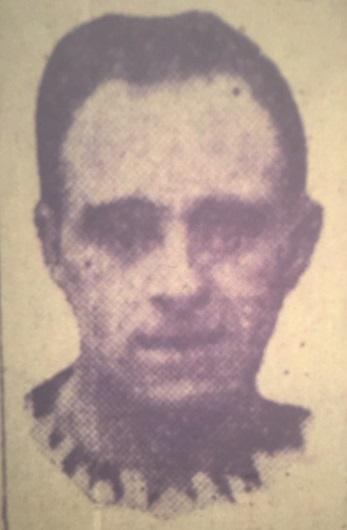 Fred Hopkin 1919