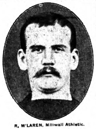 1905-robert-mclaren-millwall-athletic