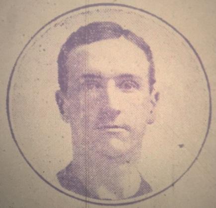 1911 James Garside