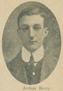 Arthur Berry 1909