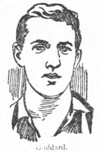 Arthur Goddard, Glossop, Stockport County, Liverpool.
