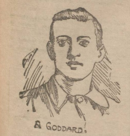 Arthur Goddard 1904