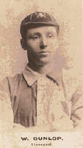 Billy Dunlop 1895