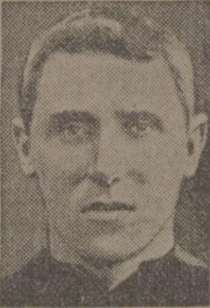 Billy Dunlop 1906