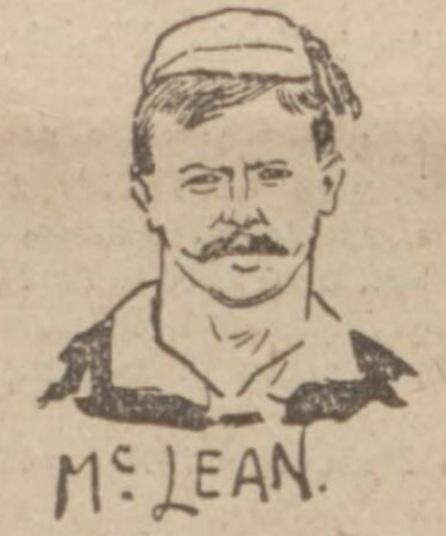 Duncan McLean, Liverpool Football Club