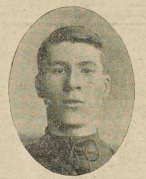 Elisha Scott 1915