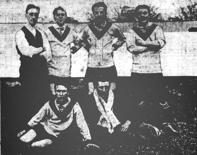 Harrowby 1910