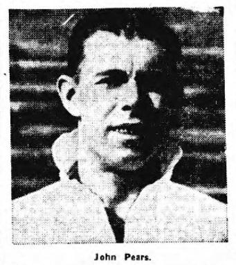 Jack Pears 1934